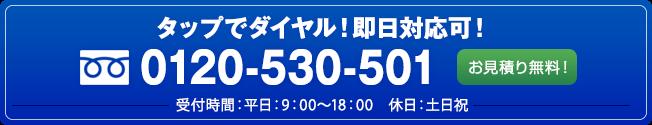 0120-530-501
